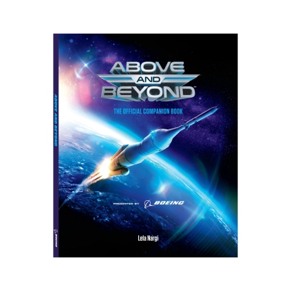 Above and Beyond: The Official Companion Book - http://bit.ly/1t6qen5