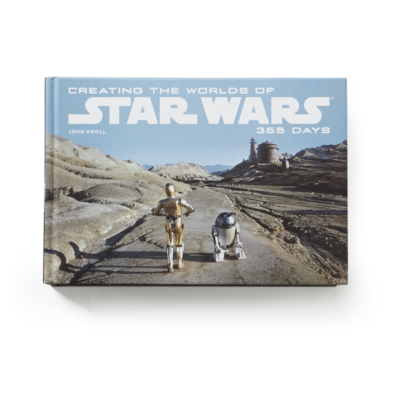 Creating the Worlds of Star Wars: 365 Days – Book