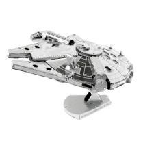 MetalEarth Star Wars Millennium Falcon Model Kit - http://bit.ly/1WDNFAO