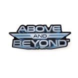 Above and Beyond Logo Lapel Pin -