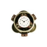 727 Starter Gear Clock - Arabic Numerals