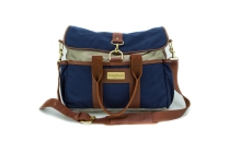 Sword & Plough Signature Messenger Bag - Coast Guard Blue