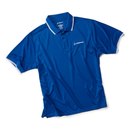 Logo Solid Tech Polo