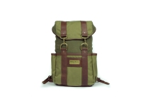 Sword & Plough Signature Urban Rucksack - Green