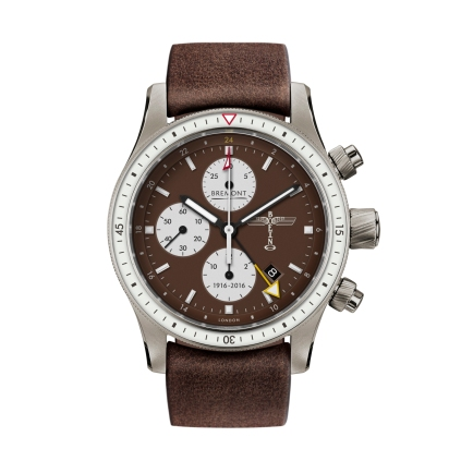Bremont Limited-Edition Boeing 100 Watch - bit.ly/2aUvV1i