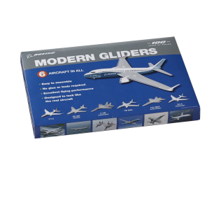 Boeing Centennial Contemporary 6-in-1 Glider Kit