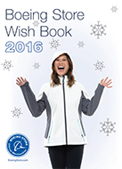 Boeing Store Wish Book 2016