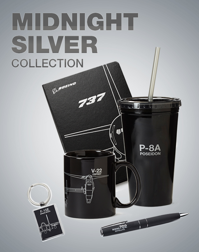 Midnight Silver Collection