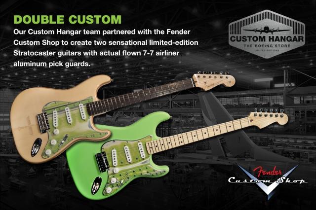 Fender Custom Guitar