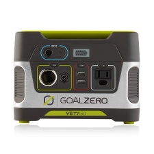 Goal Zero Yeti 150 110V Generator: Make sure Dad doesn't get caught camping without a charge, or without electricity during a power outage with this portable generator. https://www.boeingstore.com/products/goal-zero-yeti-150-110v-generator