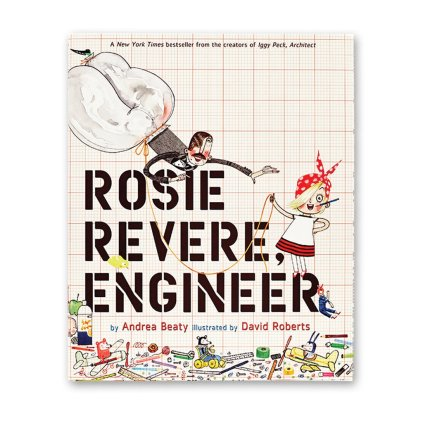 This book is a perfect read for a budding engineer. http://bit.ly/bsirosie